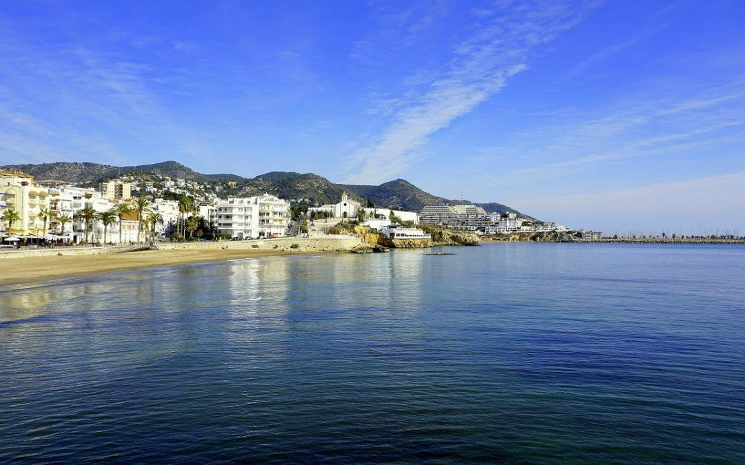 Sitges (south of barcelona)